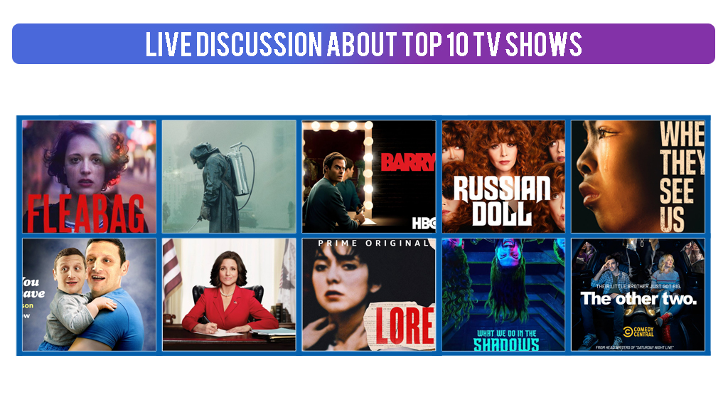 Top US Tv Shows