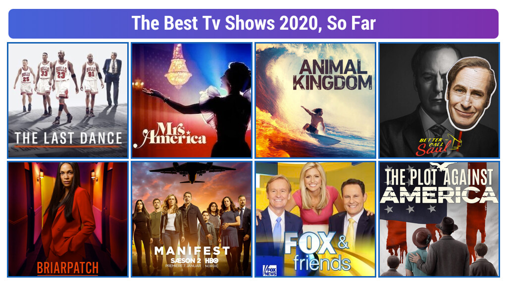The Best Tv Shows 2020, So Far
